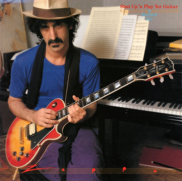 FRANK ZAPPA - Shut Up n' Play Yer Guitar [3 Disc Box Set] cover